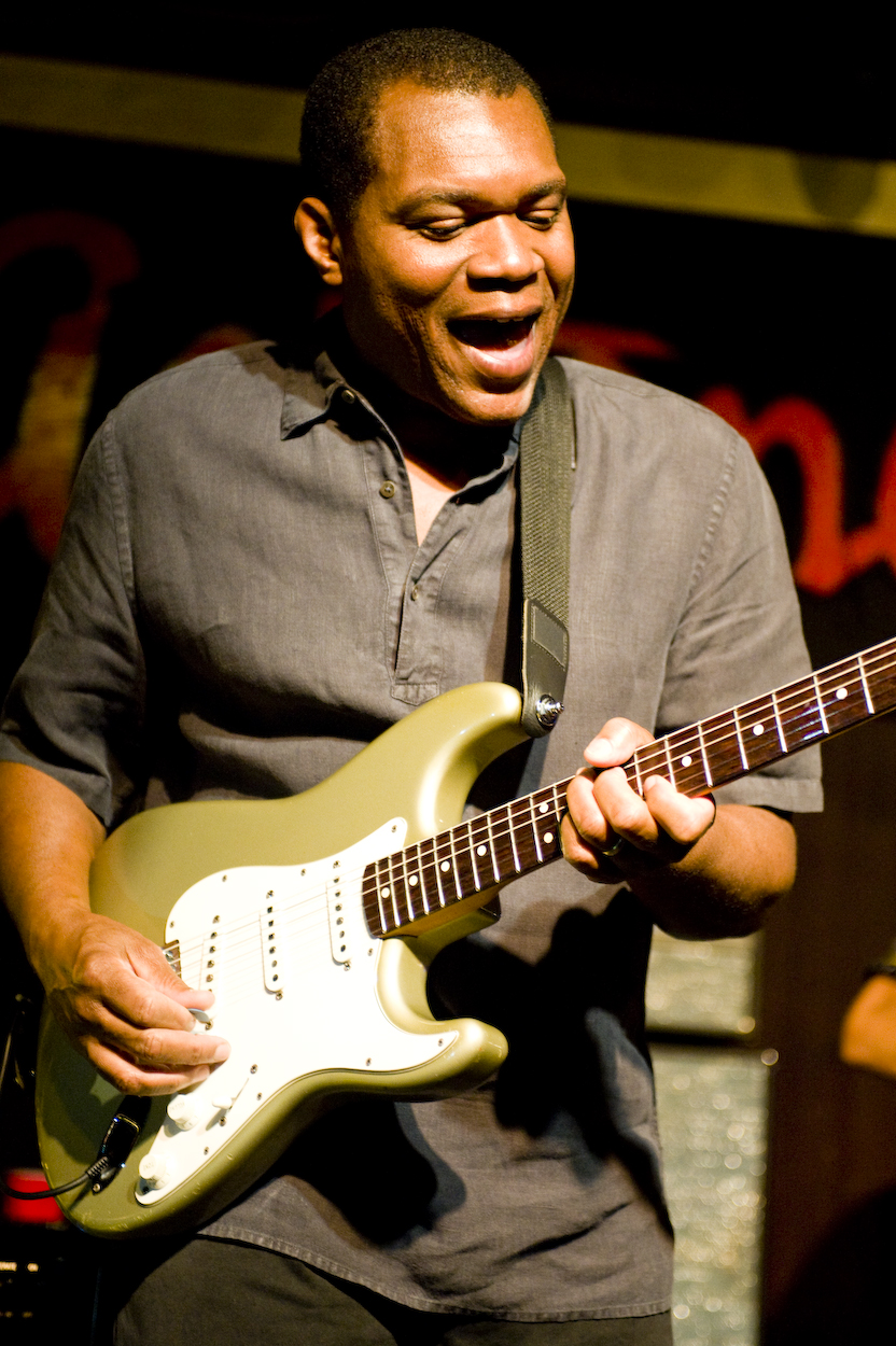 Robert Cray live at Antone's, July 2009, photo by Laura Lea Nalle