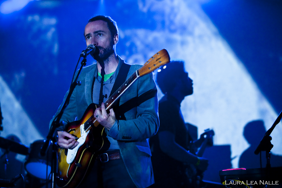 James Mercer and Dangermouse of Broken Bells live at Stubb's, SXSW 2010 photo by Laura Lea Nalle