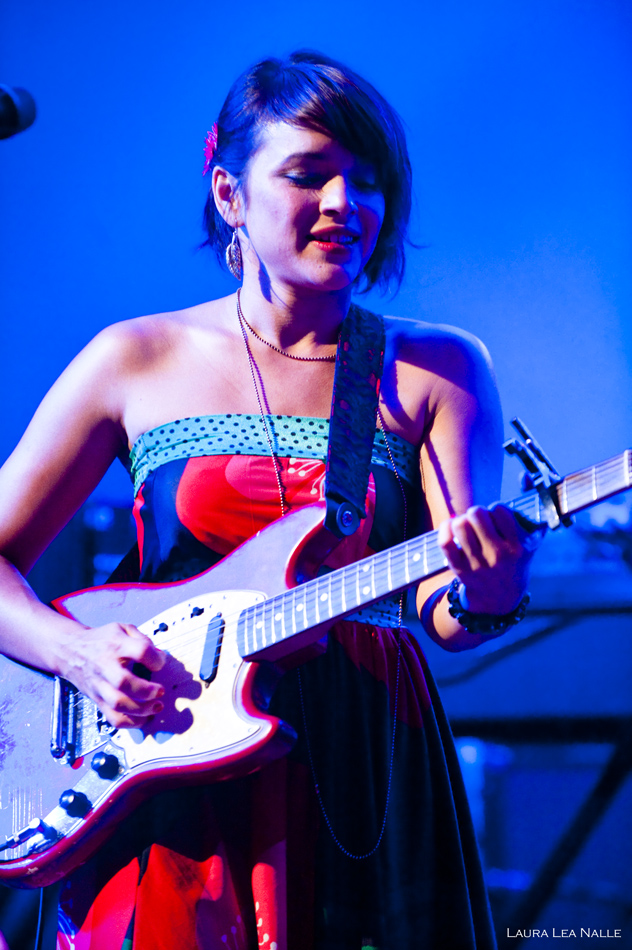 Norah Jones live at Stubb's, May 2010