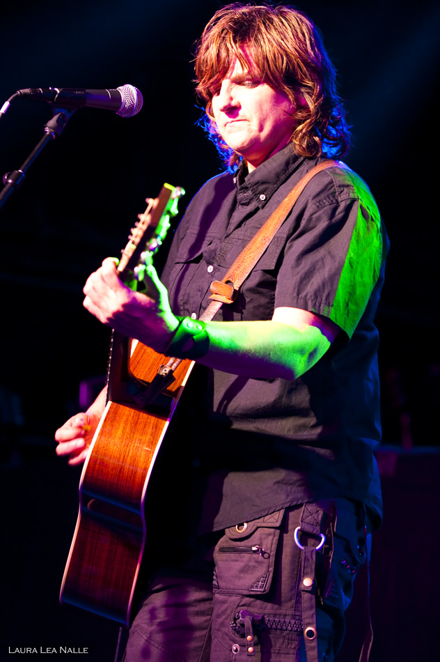 Indigo Girls live at La Zona Rosa, May 2010