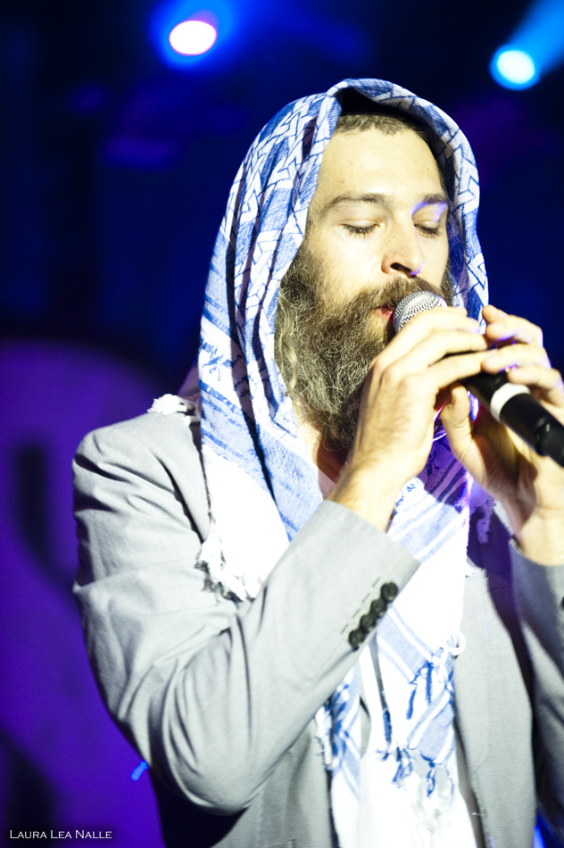 Matisyahu live at Stubb's, August 2010