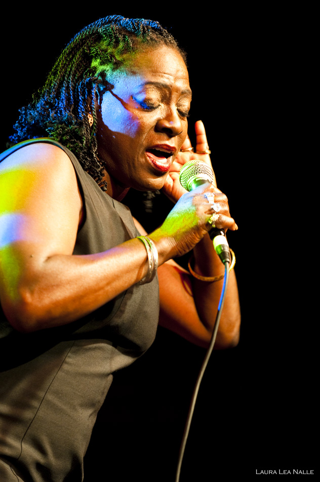 Sharon Jones & the Dap Kings photo by Laura Lea Nalle